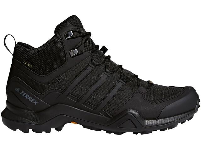adidas TERREX Swift R2 Mid GTX Kengät Miehet, core black/core black/core black